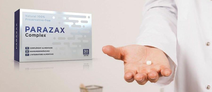 Parazax Complex